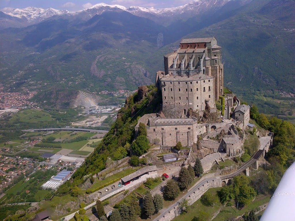 Sacra di San Michele – Italy Where